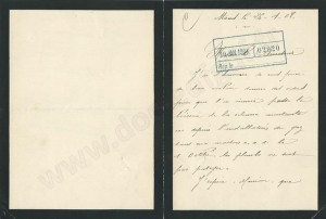 courrier-1908-recto