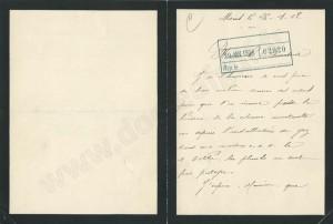 courrier-1908-recto